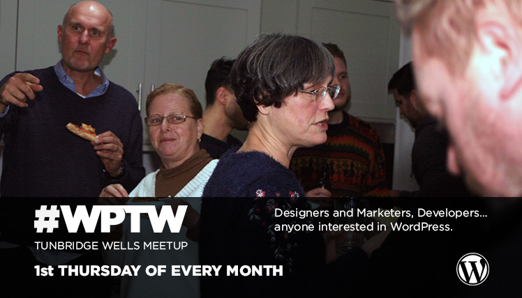 Welcome - WordPress Tunbridge Wells Meetup